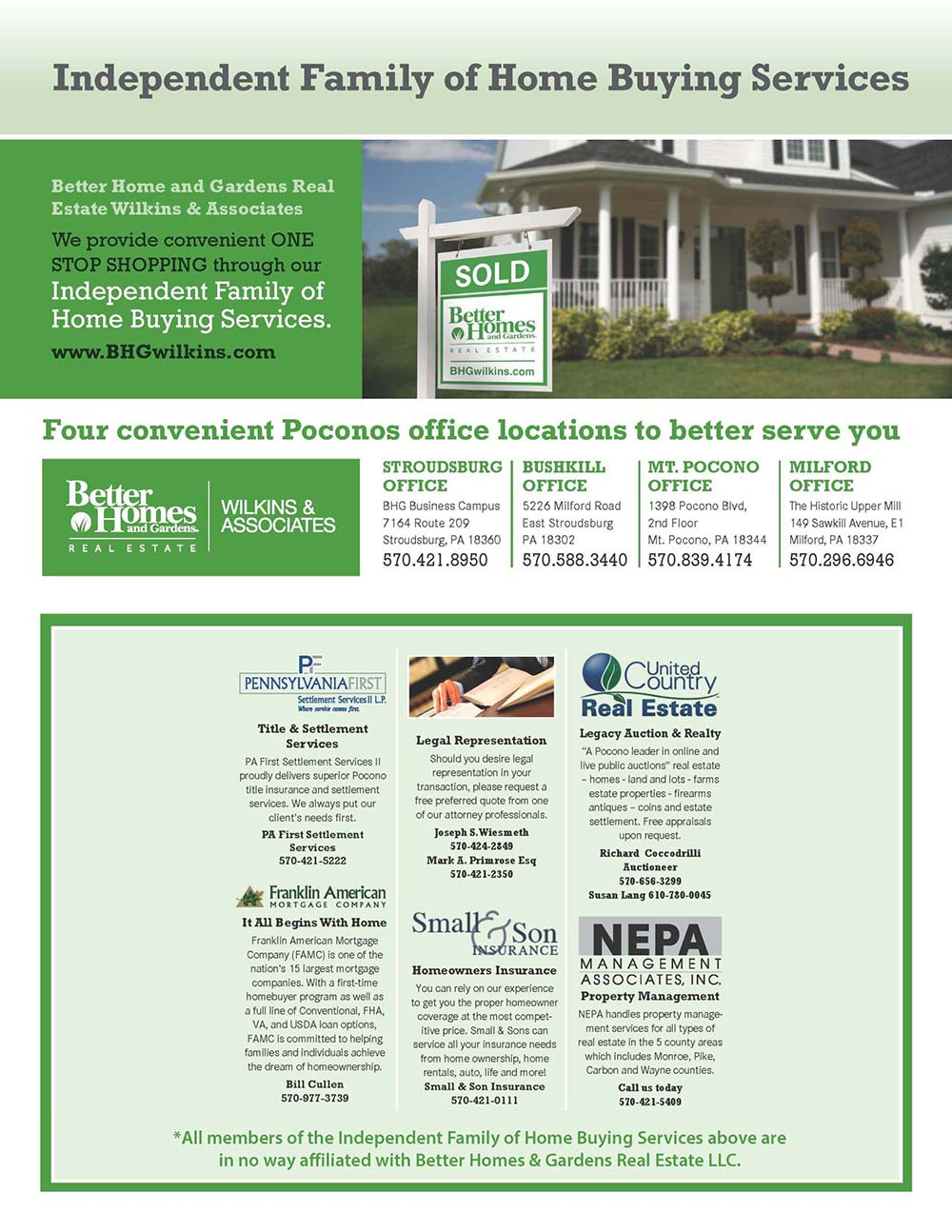 Better Homes And Gardens Real Estate Wilkins U0026 Associates